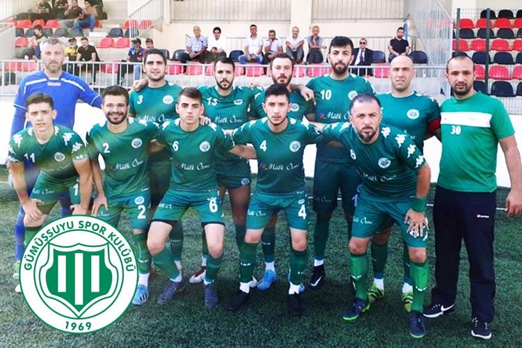 Beykoz'un yüzü gülen takımı... Gümüşsuyuspor