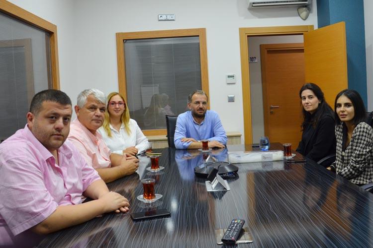 NUN Eğitim Vakfı'ndan Dost Beykoz'a ziyaret