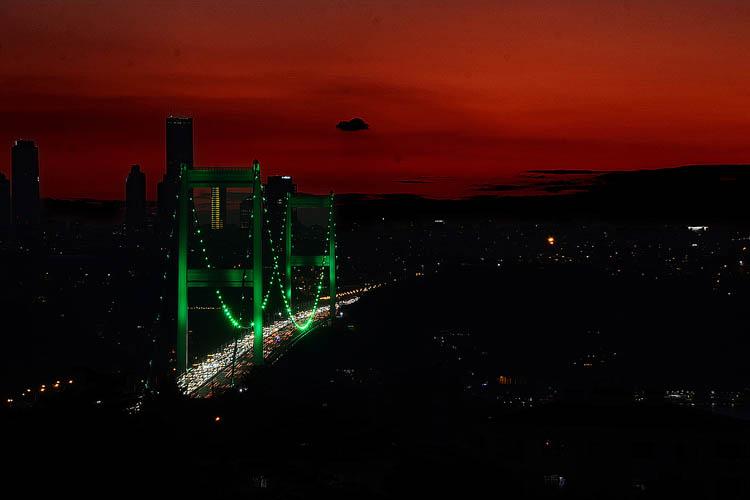 Beykoz, Serebral Palsi için yeşillendi