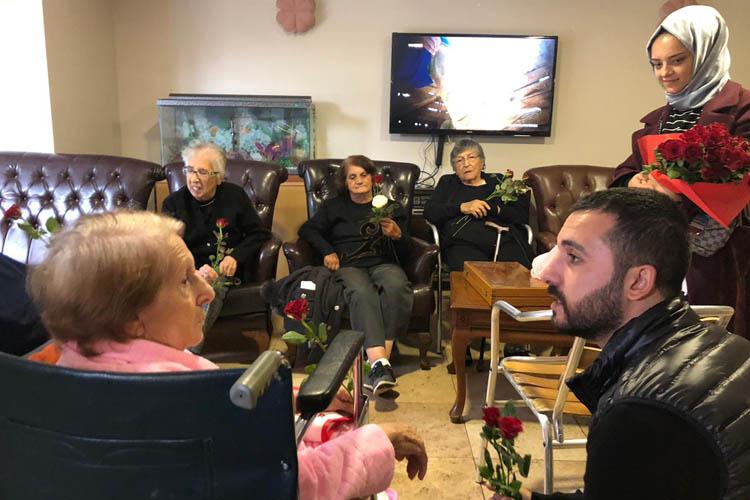 Beykozlu gençlerden yaşlılara özel ilgi