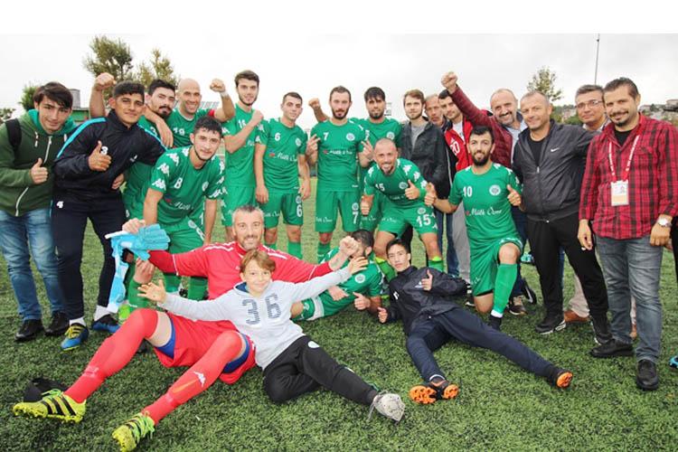 Gümüşsuyuspor farklı takıldı 4-1