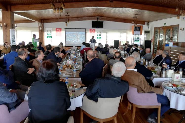 İHH Beykoz'dan, İdlib gündemli kahvaltı