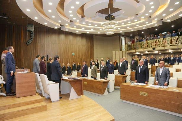 Beykoz'un 2020-2024 Stratejik Planı Mecliste kabul edildi