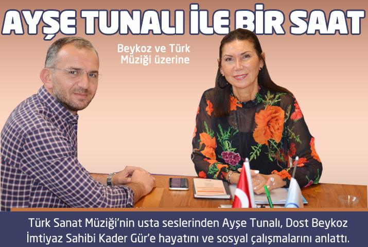 Ayşe Tunalı ile Beykoz ve Türk Müziği üzerine bir saat