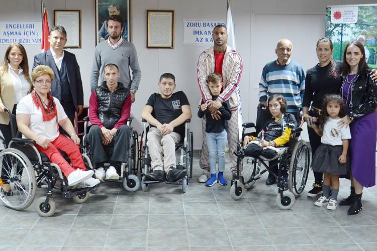Quaresma'dan TOFD Beykoz'a ziyaret