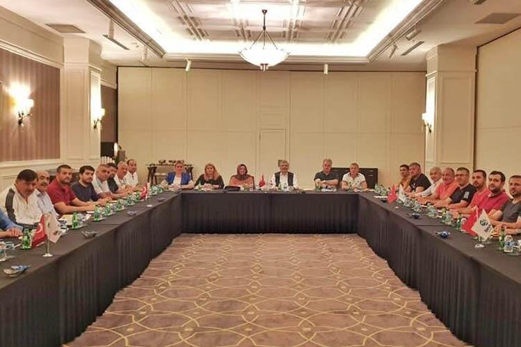 Beykoz'un sorunları Antalya'da ele alındı
