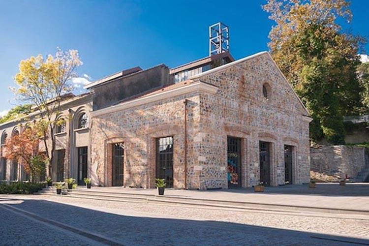 Geçmişten günümüze Beykoz'da bir üretim tesisi