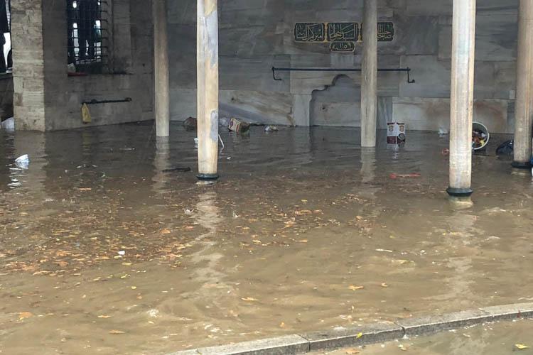 Beykoz'da yağmur yağdı, yağmadı... Durum bu!