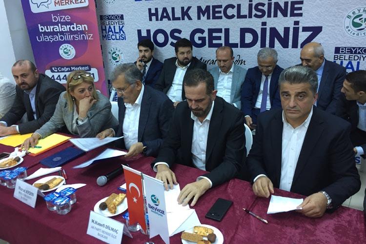 Beykoz'da halk meclisleri yeniden başladı