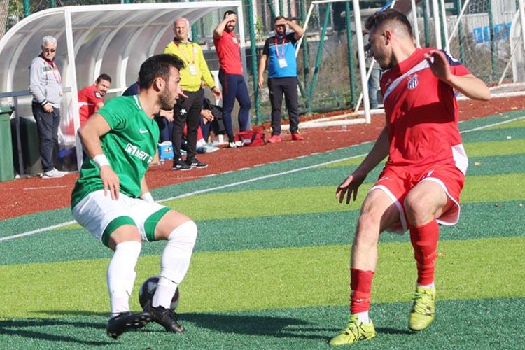 Kavacıspor Tuna'yı güle oynaya geçti: 5-0