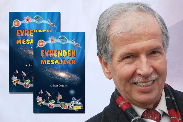 Dost Beykoz Yazarı'nın yeni eseri, 'Evrenden Mesajlar'