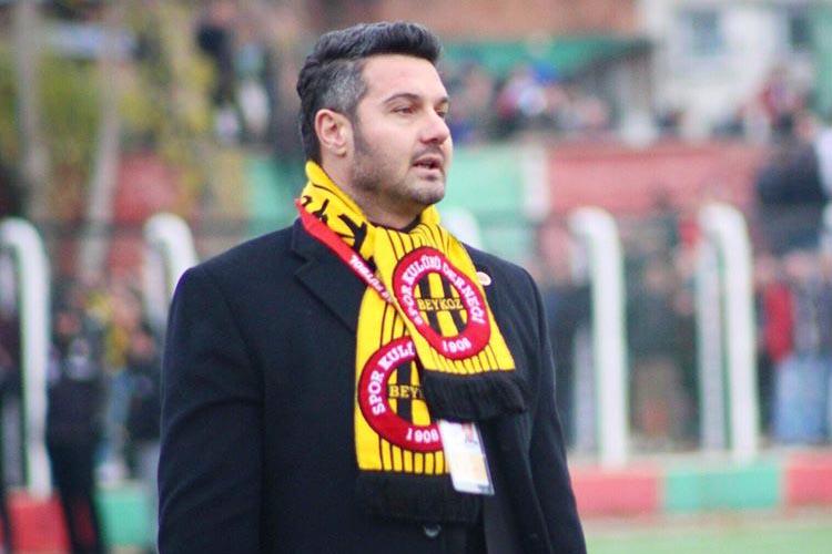 Salih Dursun'dan Beykozspor eleştirilerine cevap
