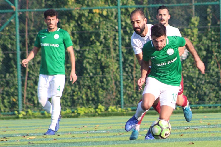 Kavacıkspor'da ilk mağlubiyet hüznü