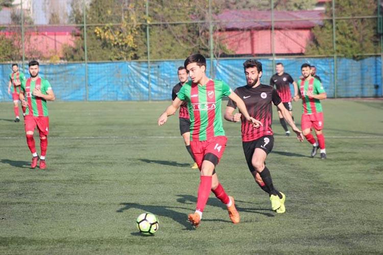 Paşabahçespor tek puanı kaptı: 1-1
