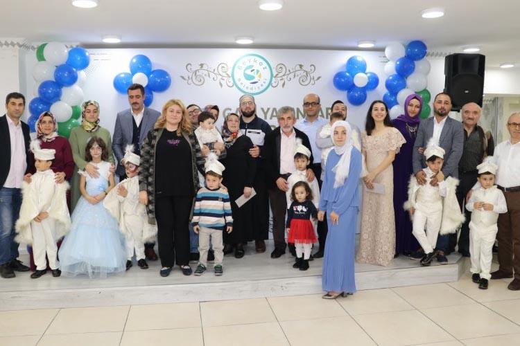 Beykoz Belediyesi'nden şehit ve gazi çocuklarına sünnet