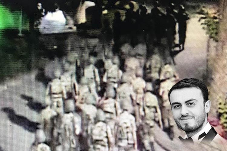 Beykozlu Murat Akdemir'in katiline bin 805 yıl