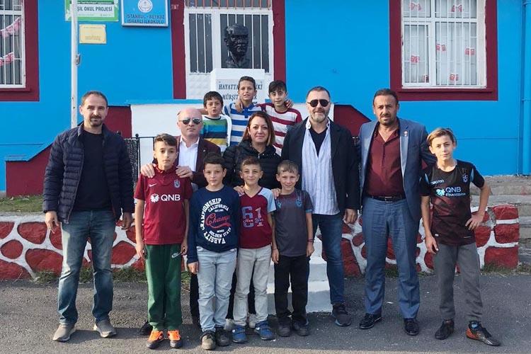 Büyük Trabzon'dan Beykoz'daki küçük Trabzon'a ziyaret