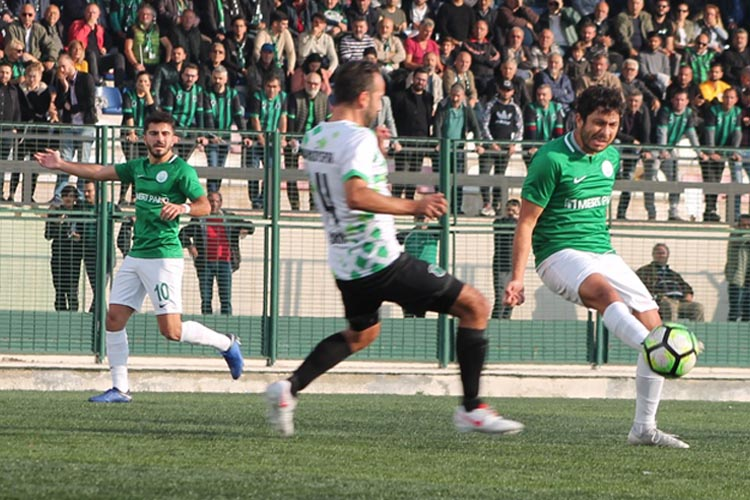 Kavacıkspor ikinci mağlubiyetini aldı: 0-1