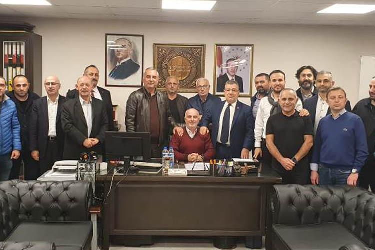 Beykozspor yeni yönetimiyle toplandı