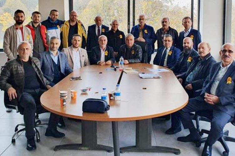 Beykoz Spor Kulübü'nde yönetim yenilendi