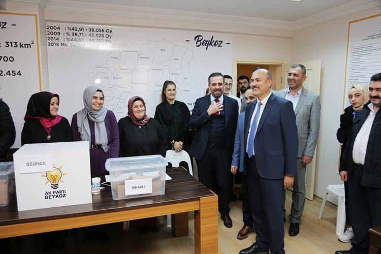 AK Parti Beykoz, Türkiye'ye öncü olur mu?