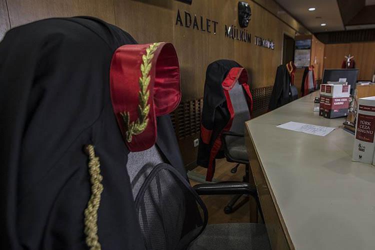 Beykoz'un savcı ve hakimlerine terfi