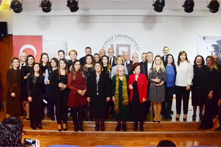 Yürekli kadınlar Beykoz'da ödül aldı