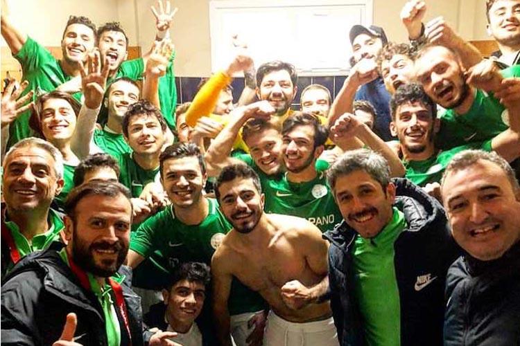 Kavacıkspor çok mutlu: 4-0