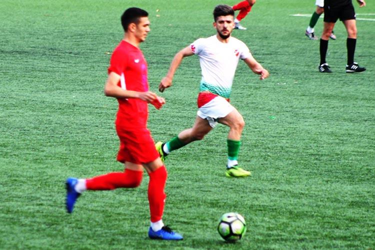 Paşabahçespor Arif Arslan ile coştu: 2-1