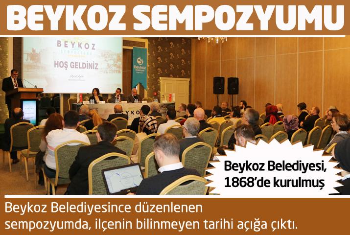 Beykoz Belediyesi, 1868'de kurulmuş