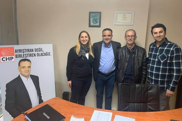 Elif Çelik'ten, Mahir Taştan'a destek
