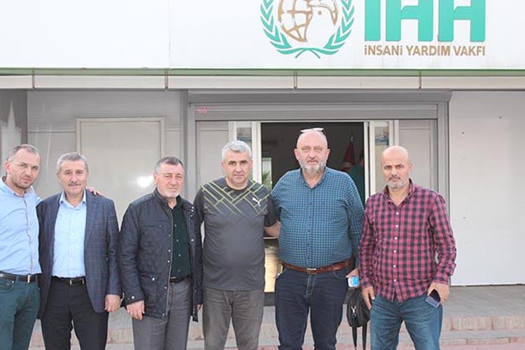 Beykoz gönüllüleri Suriye izlenimlerini anlatacak