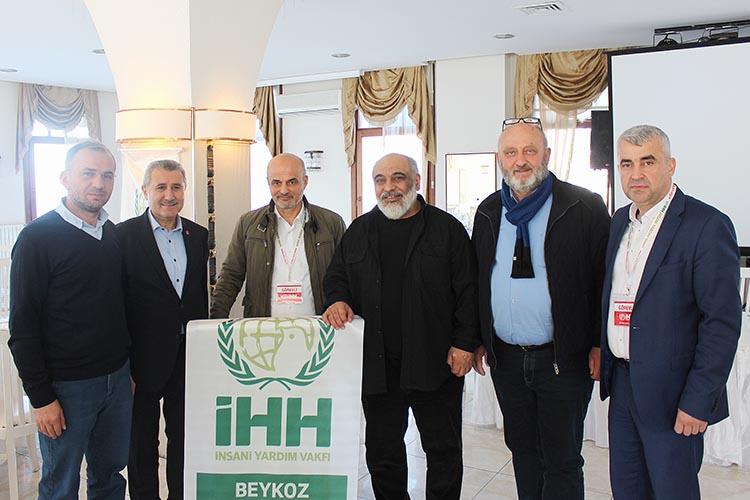Beykoz'da Suriye'ye 10 tır dolusu un gidecek