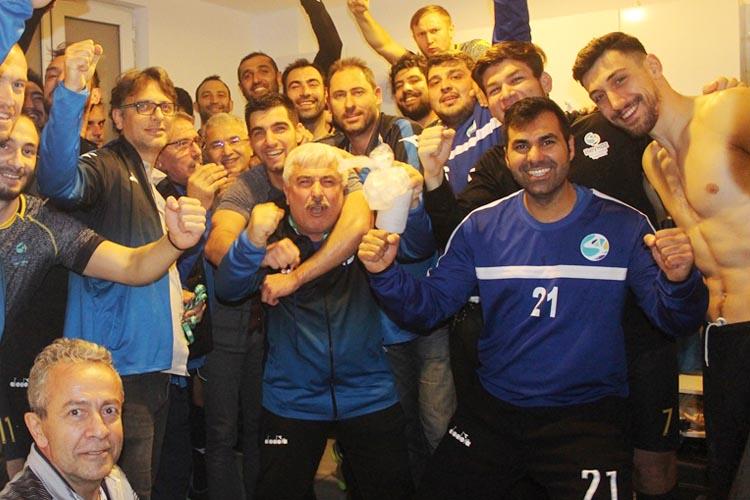 Beykoz Belediyespor liderliği sağlama aldı