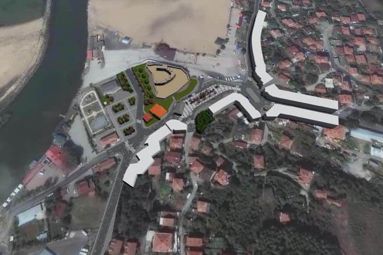 Beykoz Riva Meydanı projesi hazır