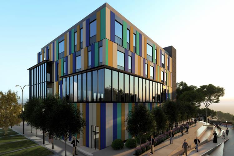 Beykoz'un yeni Gençlik Merkezi 2020'de açılacak