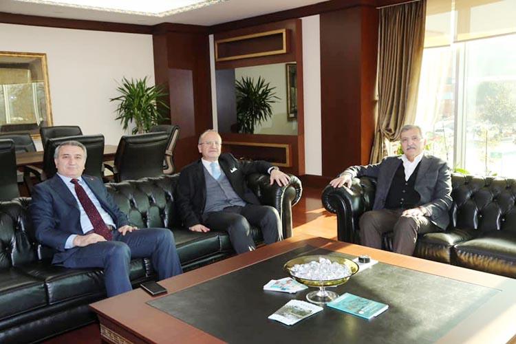 Mahkeme Başkanı ve Başsavcı'dan Aydın'a ziyaret