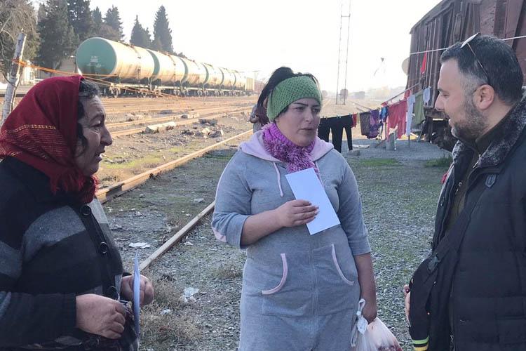 Beykoz'un İnsani Yardım Derneği, Karabağ'a el attı