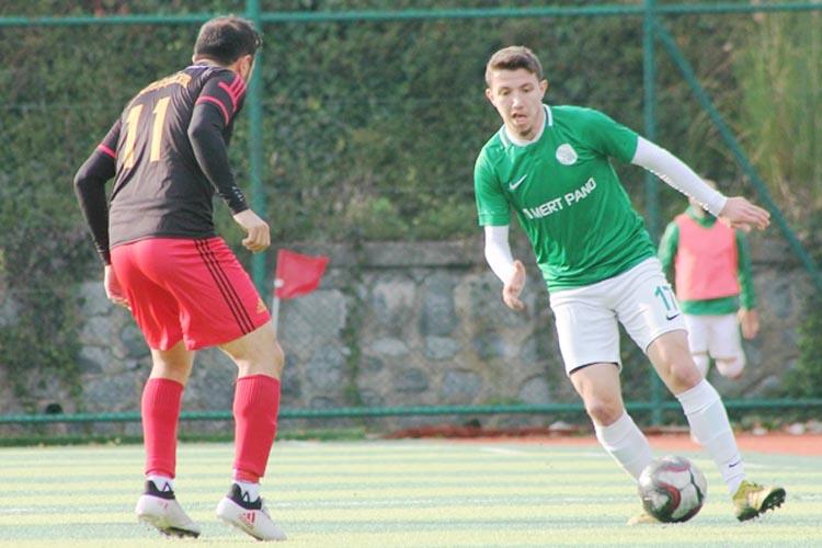 Kavacıkspor evinde üzüldü: 0-1