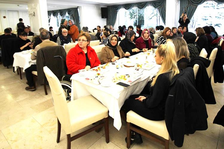 Engelsiz Umutlar Derneği, Beykoz'da buluştu
