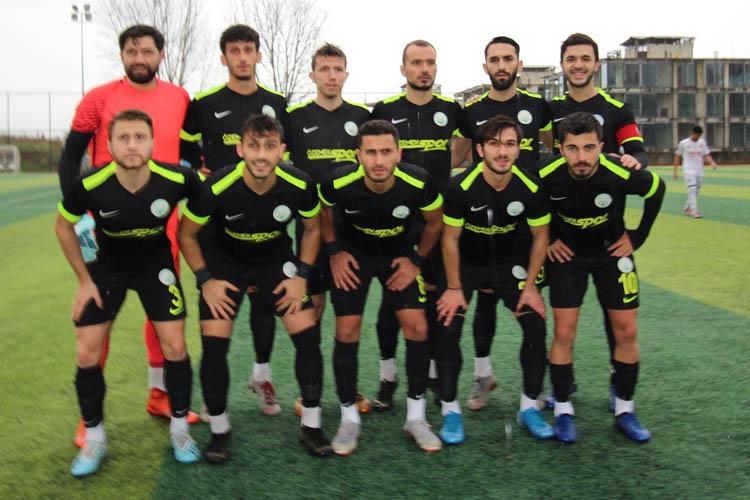 Kavacıkspor, Hasan Gündoğdu ile güldü