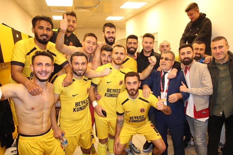 İlk iki derbisinde kazanan Beykoz oldu: 2-1