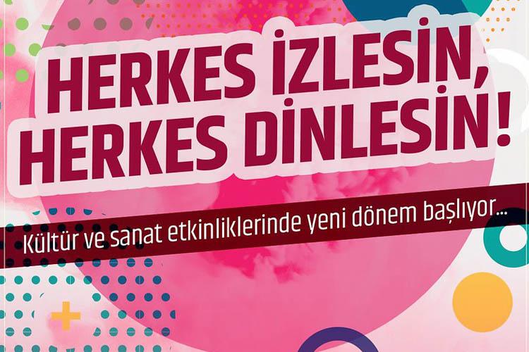Beykoz Belediyesinden ücretli kültür hizmeti