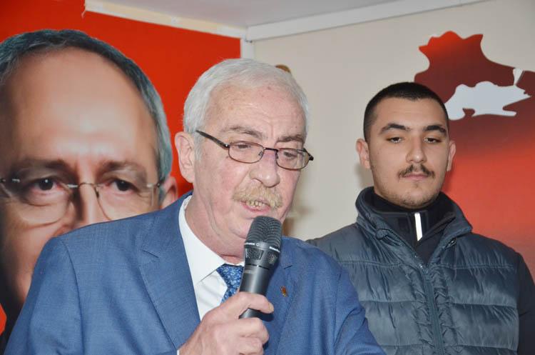 Düzgün, Beykoz İlçe Başkanlığını yeniden istiyor