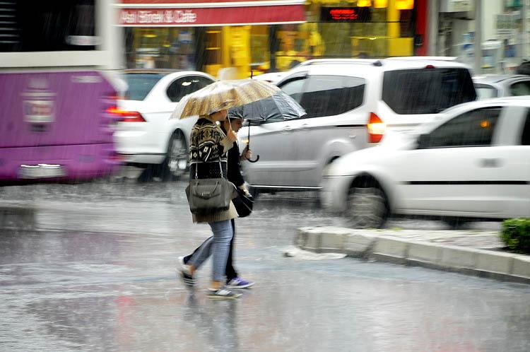 İstanbul'da en fazla yağmur Beykoz'a düştü