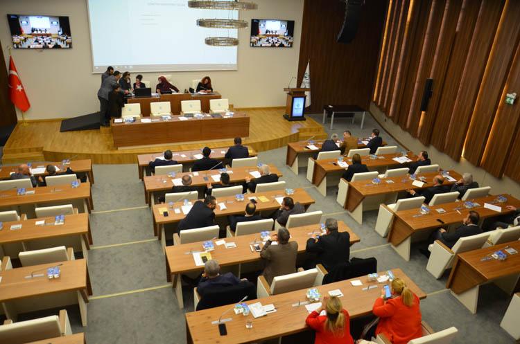 Beykoz Meclisinde yıkım ve tadilat tartışması