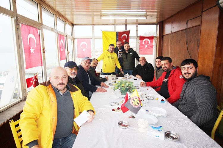 Beykoz Ufuk Taksi çalışanları 2019'u değerlendirdi