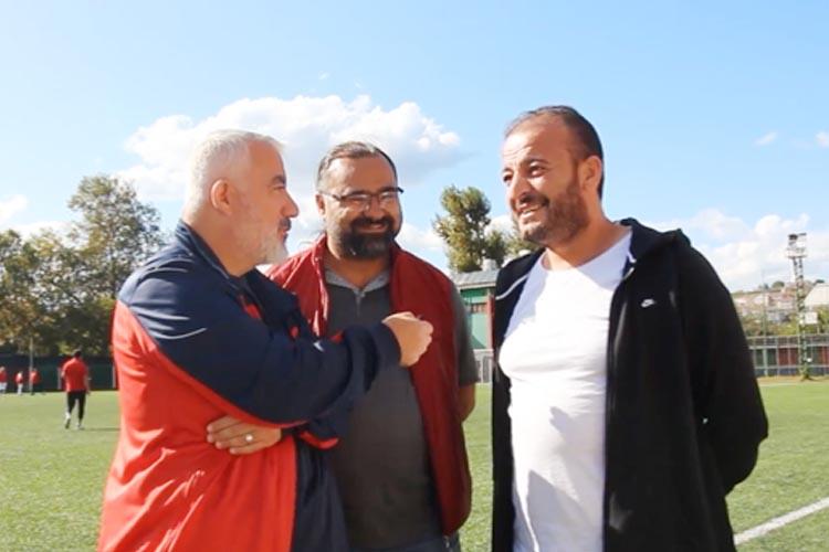 Gümüşsuyuspor'da açık çek dopingi
