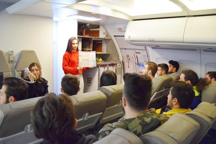 Beykoz'da havacılar bir adım önde olacaklar