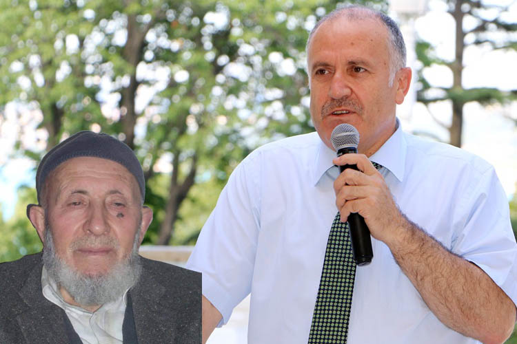 Beykoz Kaymakamı Katırcı'nın kayınpederi vefat etti